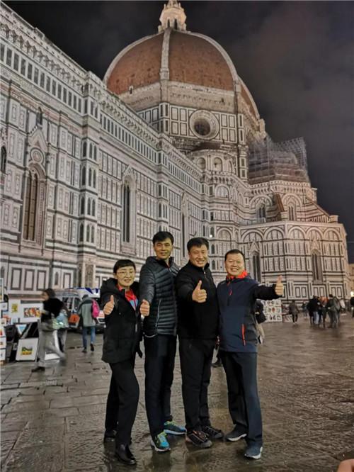 Day2:金日家人意气风发,畅游艺术之巅佛罗伦萨